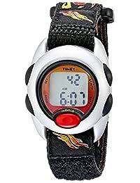 Timex Kids' 78751 Digital Race Fast Wrap Flames Watch