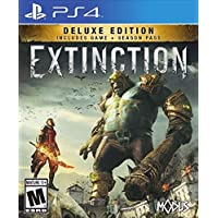 Extinction - Deluxe Edition - PlayStation 4
