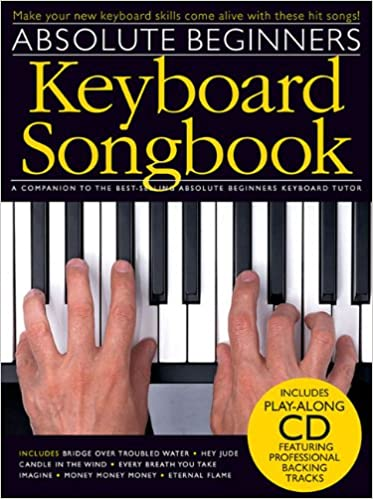 Beginners Keyboard Book