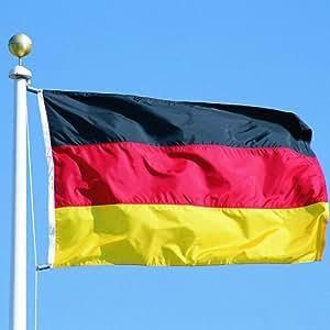 Generic Appr 3x5 Ft German Flag