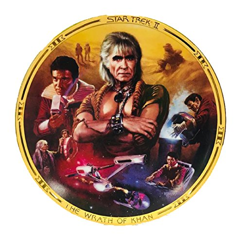 "Star Trek: The Movies Collection ""The Wrath of Khan"" Collector"