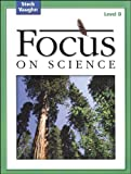 Focus on Science, Steck-Vaughn Staff, 0739891472