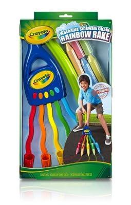 Crayola Rainbow Rake by Crayola