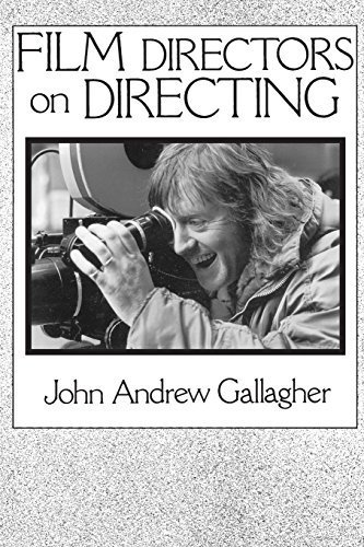 Film Directors on Directing 1st edition by Gallagher, John A. (1989) Paperback
