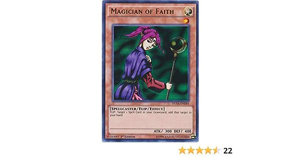 Common 1st Edition yugioh 1X NM Magician of Faith SS04-ENA14