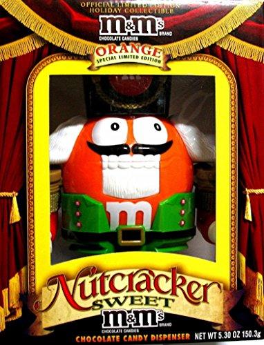 Mars M&M's ORANGE Special Limited Edition Nutcracker Choc...