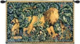 Lion I French Wall Art Tapestry
