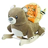 Rockabye Honey Bear Rocker Ride On