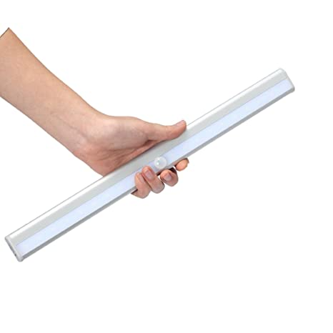 elike Able LT Armario Lámpara regleta automática de luz LED Detector de movimiento inalámbrico superhelles con