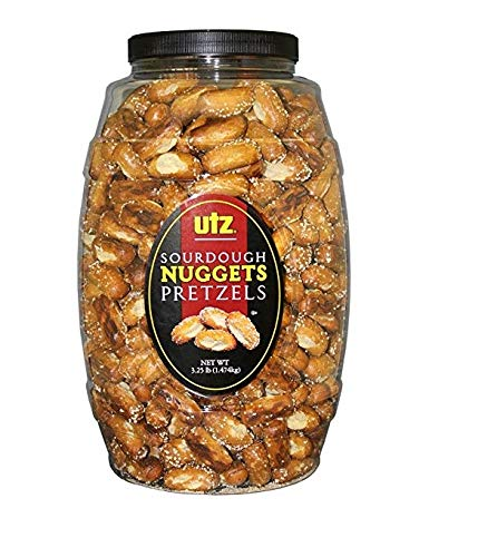 Utz Sourdough Pretzel Nuggets 3.25 Lb. (2 ()
