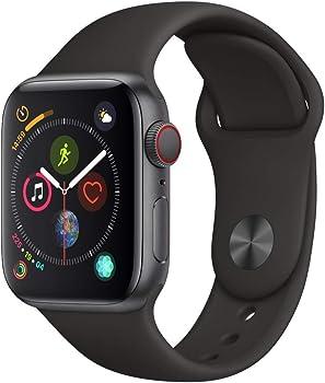 Refurb Apple Watch Series 4 GPS & Cellular 40mm Space Gray Smartwatch