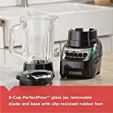BLACK+DECKER Counter Top Blender, Black, BL1210BG