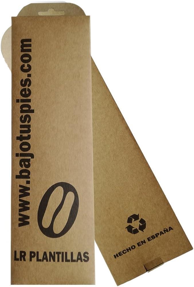 Plantillas Memory Foam Confort Suela Antideslizante Hombre/Mujer: Amazon.es: Zapatos y complementos