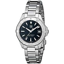 TAG Heuer Women's WAY1310.BA0915 Aquaracer Analog Display Quartz Silver Watch