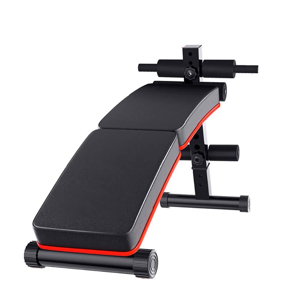HECHEN Sit-Ups Zur Anpassung Der Fitnessgeräte-Heimfalt-Multifunktionssporthilfe-Bretttraining Bauchmuskulatur