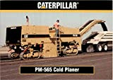 1994 Earthmovers Series Two #195 PM-565 Cold Planer - NM-MT