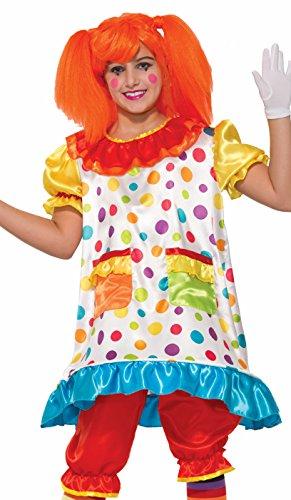 Forum Novelties Kids Wiggles The Clown Costume, Multicolor, Large - Adult Wiggles The Clown Costumes