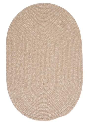 Tremont Area Rug, 2 by 3-Feet, Oatmeal