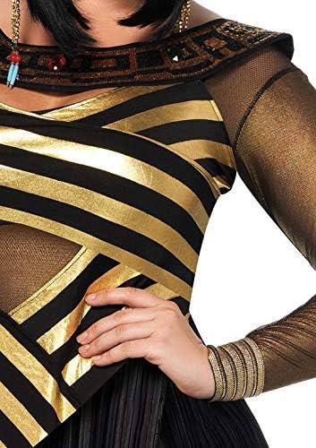 51aK9GjoiUL. AC  - Leg Avenue Women's Queen Cleopatra Costume
