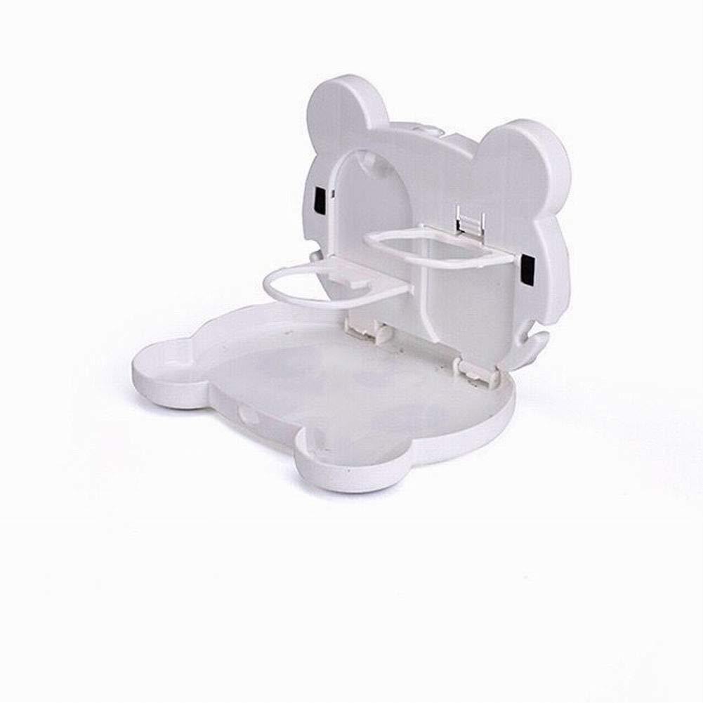 Delleu 1pc Multi-Usage Pliant Plateau Voiture Chaise Pliante R/âtelier Cartoon