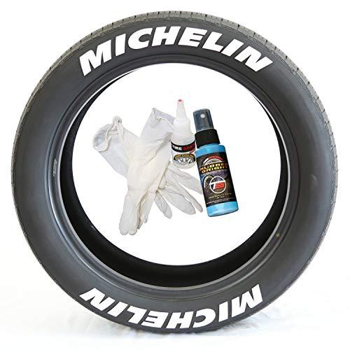 Tire Stickers Michelin Tire