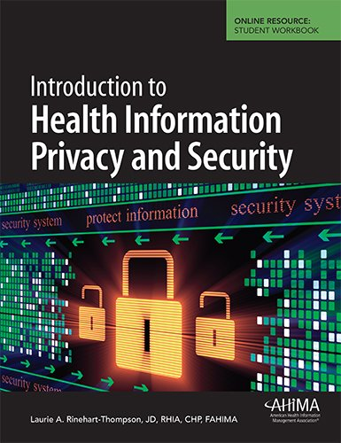 Introduction to Health Information Privacy and Security