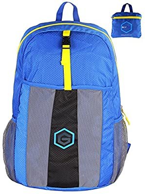 Top Lightweight Packable Backpack 35L, Perfect for Travel, Hiking, Camping, & Outdoor, Daypack is Handy, Foldable, Durable, & Easy to Fold for Men and Women