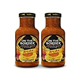 On The Border Medium Salsa - 47oz - CASE PACK OF 2
