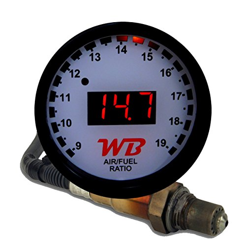 APSX D2 Digital Wideband O2 Air Fuel Ratio Controller All-in-One 2 1/16