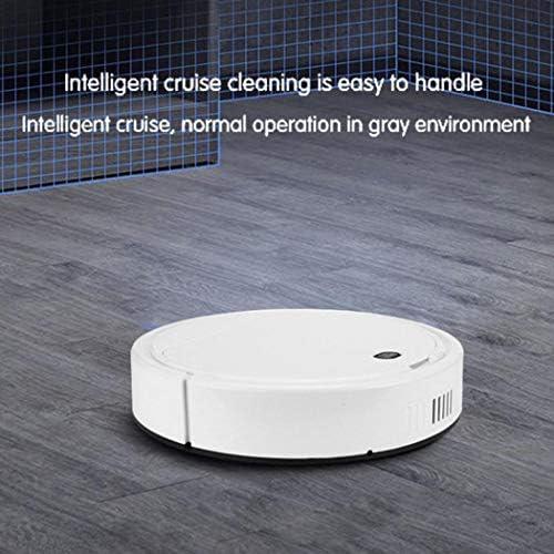 Sliwei Robot de Barrido Inteligente 3 en 1, Barrido de fregona de ...