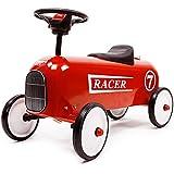Baghera 61 x 21cm Speedster Racer Ride-On Car (Red)