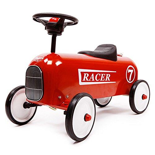 Retro Rutscher - Baghera Rutscher Racer rot
