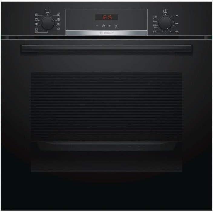 Fours Moyenne, Four /électrique, 71 L, 71 L, 3600 W, 50-275 /°C Bosch Serie 4 HBA573BA0 four Four /électrique 71 L Noir A