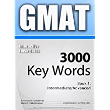 GMAT Interactive Flash Cards - 3000 Key Words. A powerful method to learn the vocabulary you need.