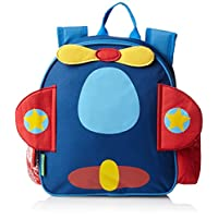 Stephen Joseph Mini Sidekicks Backpack, Airplane