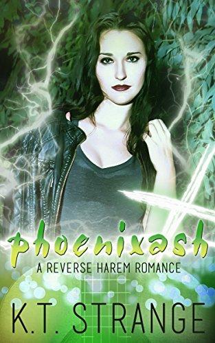 Phoenixash: A Reverse Harem Romance (The Rogue Witch Book 4)