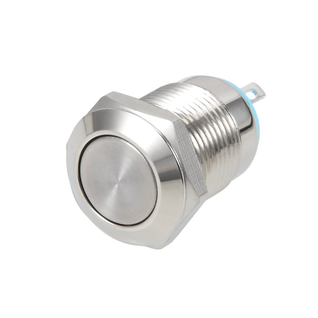 Uxcell Momentary Metal Push Button Switch 12mm Mounting Details About 3a 250v Off On 1 Circuit Latching Dia 2a Spst 1no 2 Terminals Automotive