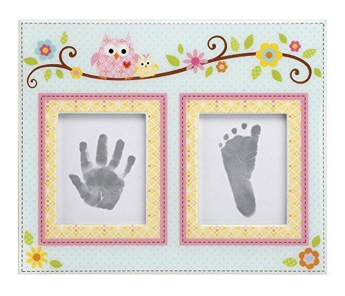Happi by Dena First Prints Framing Kit, Happi Baby Girl
