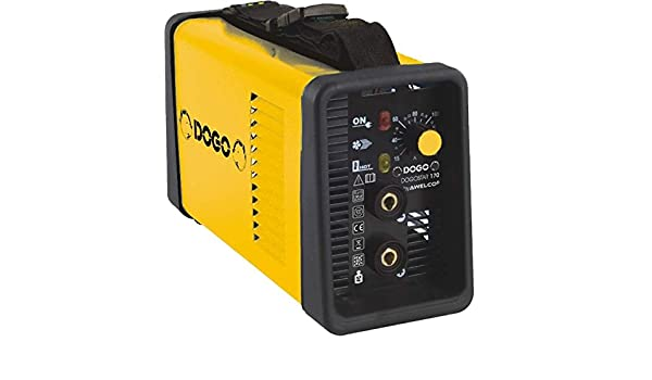 Dogo 601822 Soldador inverter 140 Amp, Amarillo: Amazon.es ...