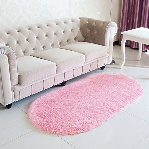 Amazon.com: LOCHAS Ultra Soft Children Rugs Room Mat Modern Shaggy ...