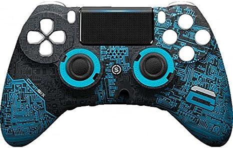 PS4 PC Controlador de Scuf IMPACTO Crimsix: Amazon.es: Electrónica