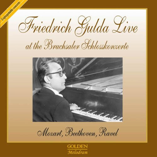 Fiedrich Gulda Live at the Bruchsaler Schlosskonze by Melodram