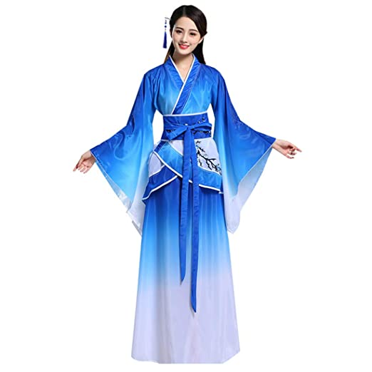 Ancient Chinese Traditional Hanfu Han Dynasty Cosplay Dress