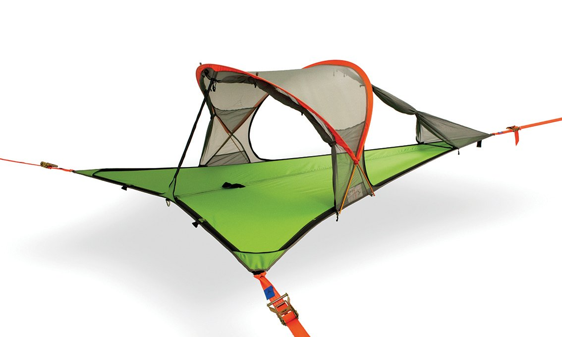 Tentsile Connect 2-Person 4-Season Tree Tent Hammock with Rainfly