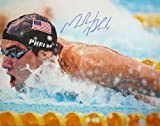 Michael Phelps SIGNED Olympic 16x20 with COA Grandstand Sports Exclusive Agent