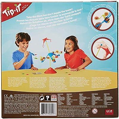 Mattel Games Tip It Game: Toys & Games