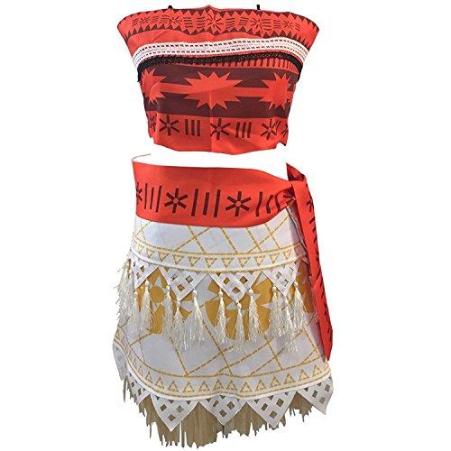 Moana (Easy Music Themed Costumes)