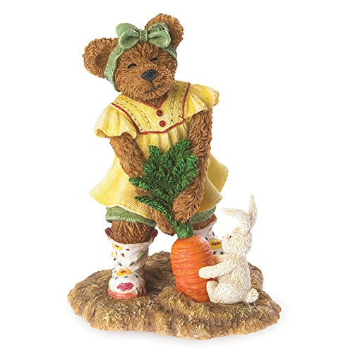 Boyds Resin Sophie Sowinseed with Hopper (Bear Teddy Resin)