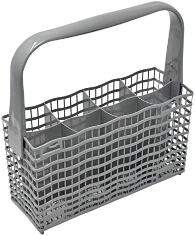 Find A Spare Slimline Cesta de cubiertos para lavavajillas Zanussi DA6152 DE6744S DF6954 DW915 ZDS699EN