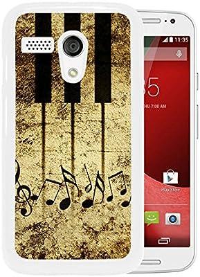 Amazon.com: Carcasa para Motorola Moto G, diseño de Victoria ...